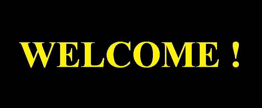 Welcome CBCS